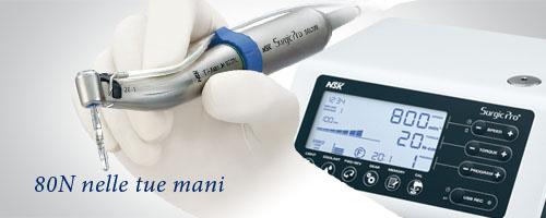 Surgic Pro-NSK  - SILPAT snc |Firenze